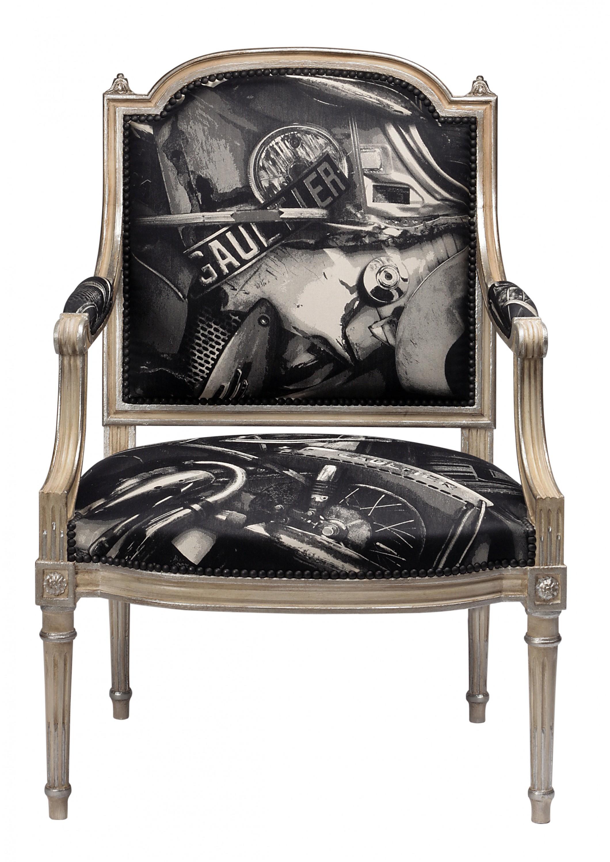 Tissu Jean Paul Gaultier lelièvre | le male - 3444